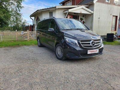 begagnad Mercedes V220 d 7G-Tronic Plus 8 Sits Sport