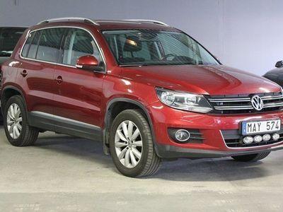 gebraucht VW Käfer S Tiguan 1.4 TSI 4Motion S&S 2012, Personbil 99 900 kr