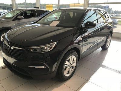 begagnad Opel Grandland X 1.2 Turbo Automat Enjoy Euro 6 130hk Plus Paket