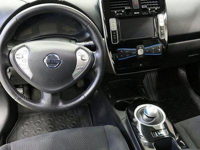 begagnad Nissan Leaf 30kwh Acenta 2016, Halvkombi 279 900 kr