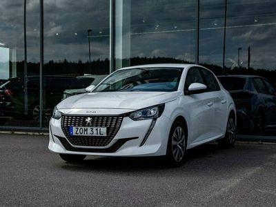 begagnad Peugeot 208 1.2 PureTech 75hk / 918 mil / Garanti