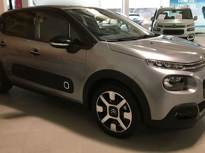 begagnad Citroën C3 Shine fullutrustad