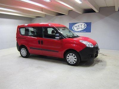 gebraucht Opel Combo Tour 1.4 CNG 120hk