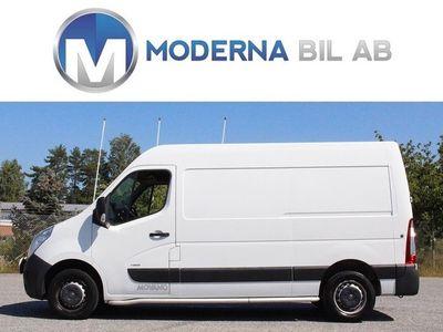 begagnad Opel Movano 2.3 CDTI 125HK 3-SITS M-VÄRM