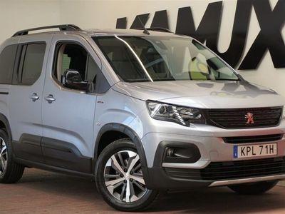 begagnad Peugeot Rifter 1.2 e-THP | GT-Line | D-värm | 130hk