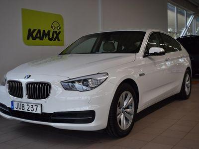brugt BMW 520 Gran Turismo d Komfort Skinn S&V-Hjul (184hk)