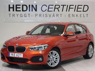 used BMW 116 d M-Sport Euro 6 116hk