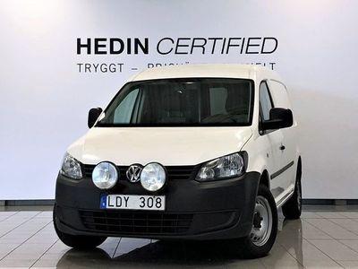 begagnad VW Caddy Maxi 1,6 TDI DSG Sekventiell