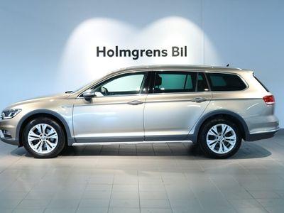 begagnad VW Passat Alltrack 2.0 TDI SC Executive 4Motion Dragpaket Värmare (190hk)