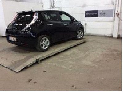 begagnad Nissan Leaf ACENTA SOLAR ELDRIVEN AUT GPS BACKKAMERA XENON 1,95% RÄNTA