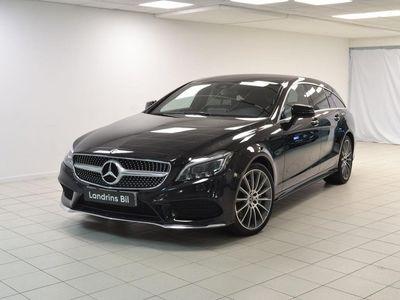 begagnad Mercedes CLS350 D 4MATIC