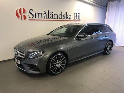 begagnad Mercedes E220 AMG 9G-Tronic Euro 6 194hk