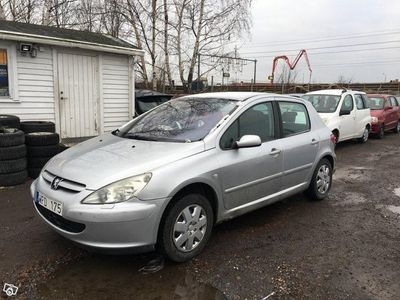 brugt Peugeot 307 1,6 -05