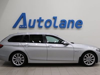 begagnad BMW 520 d xDrive Touring Skinn Drag Steptronic Eu6 184hk