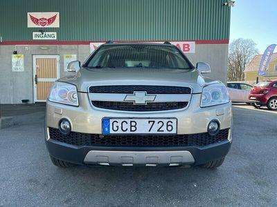 begagnad Chevrolet Captiva 2.0 LT