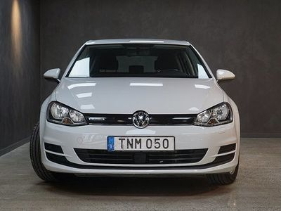 begagnad VW Golf 1.4 TGI CNG DSG Style V-hjul