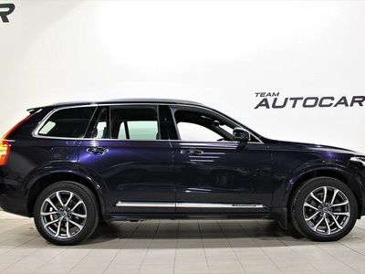 begagnad Volvo XC90 D5 AWD Geartronic Inscription 235hk