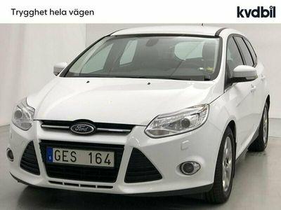 begagnad Ford Focus 1.6 TDCi Kombi (115hk)