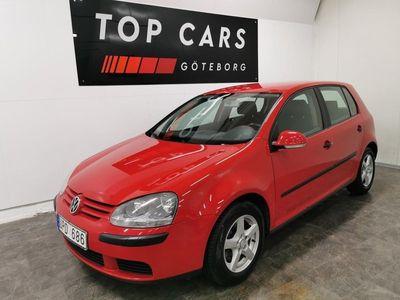 begagnad VW Golf 1.6 FSI*NYSERV*NYBESK*115hk