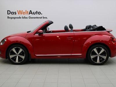 brugt VW Beetle Cabriolet TSI 150 DSG/AUT SKINN/PREMPKT Ca