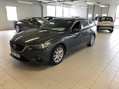 gebraucht Mazda 6 6 Wagon 2.2 SKYACTIV-D Euro150hk