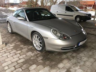 begagnad Porsche 911 Carrera