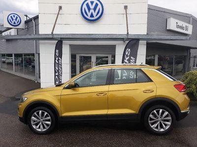 begagnad VW T-Roc Style