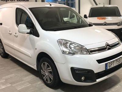 begagnad Citroën Berlingo 1.6 HDi 3-sits