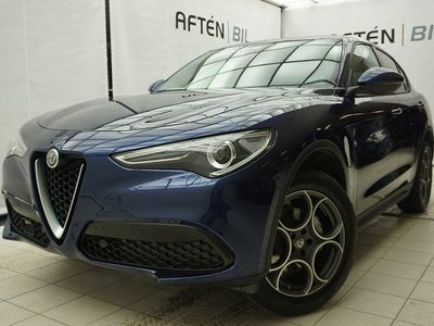 begagnad Alfa Romeo Stelvio SUPER 2.0 AT8 Q4 2019, SUV 379 000 kr