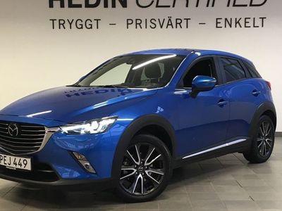begagnad Mazda CX-3 2,0 SKYACTIV-G AWD Optimum *V-hjul*
