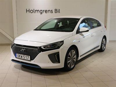 begagnad Hyundai Ioniq Hybrid Premiumeco 1.6