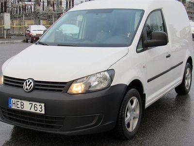 begagnad VW Caddy Panel Van 1.6 TDI Vinter 102 -12
