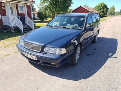 begagnad Volvo V70 classic