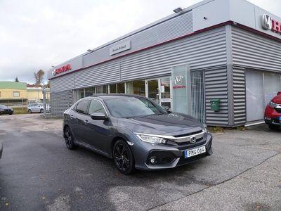 begagnad Honda Civic 1.5 Prestige Turbo CVT Euro 6 182hk