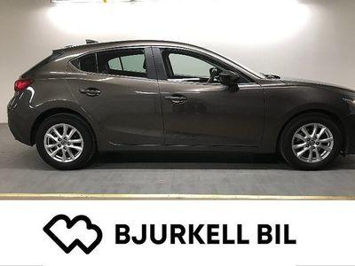 begagnad Mazda 3 Core 120 Hk 2,0 M6 FULLSERVAD 1ÄGARE