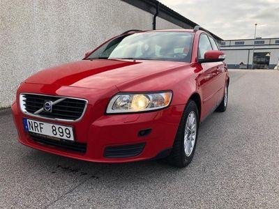 begagnad Volvo V50 1.8F (125hk)