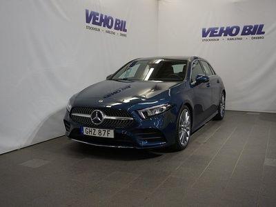 begagnad Mercedes A200 Aut AMG Nav