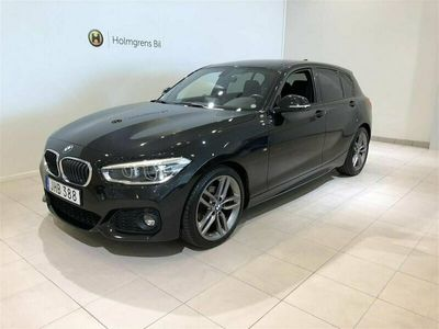 begagnad BMW 118 d 5dr M-Sport/ LED/ Hifi/ 18