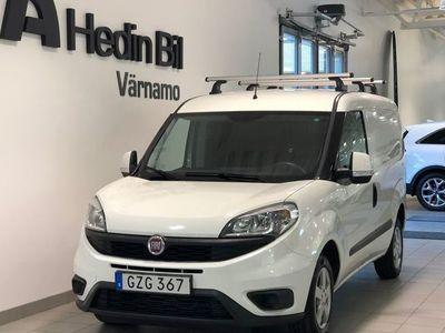 begagnad Fiat Doblò L1H1 90HK LEASBAR