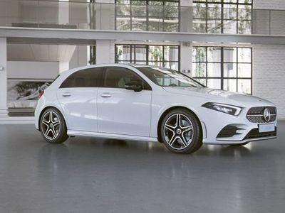 begagnad Mercedes 180 - Benz A - KLASSAMG LINE NIGHT PACK