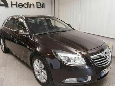 begagnad Opel Insignia SPORTS TOURER 2,0 CDTI 160Hk Aut 4x4 (Skinn+Drag)