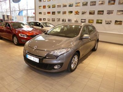 begagnad Renault Mégane SPORT TOURER 1,6 16V 110 Exception Sp To