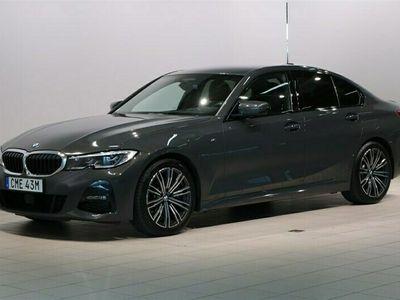 begagnad BMW 330 d Sedan M Sport Innovation Navi Värmare Drag H K DA+