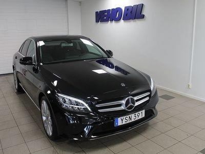 begagnad Mercedes C220 C-KlassSedan Avantgarde Aut Burmester Drag