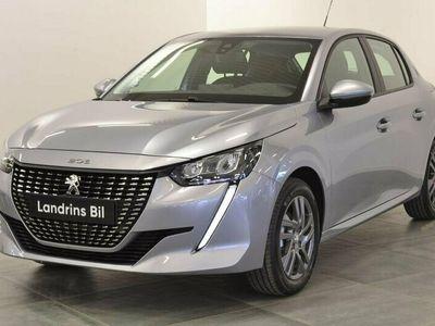begagnad Peugeot 208 1.2 75hk Active Pack Kampanj