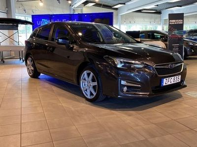 begagnad Subaru Impreza 2.0 4WD Lineartronic 156hk