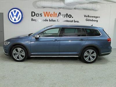 begagnad VW Passat ALLTR TDI 240 DSG/AUT EXET/PARKV/PANO/DRAG