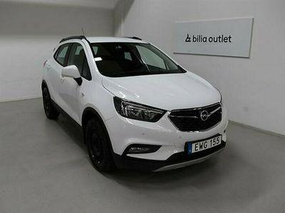 begagnad Opel Mokka X 1.6 CDTI ECOTEC 4x4 136hk