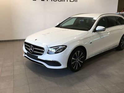 begagnad Mercedes E300 KOMBI PLUG-IN HYBRID
