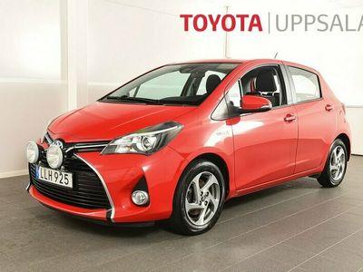 begagnad Toyota Yaris Hybrid 1.5 Elhybrid Värmare sensorer